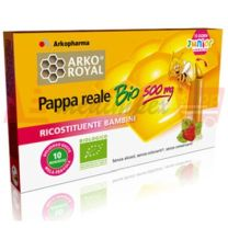 Arko Papa reale Bio 500mg junior a 10